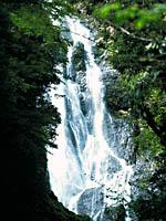 神庭の滝自然公園・写真