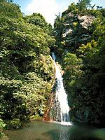 午尾の滝・写真