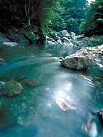 殿川内渓谷・写真