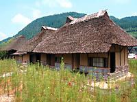 旧矢羽田家住宅・写真