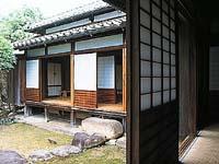 名張藤堂家邸跡・写真