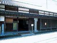 谷川士清旧宅・写真