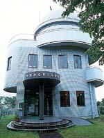 尾鷲市立天文科学館・写真