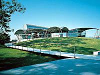 八代市立博物館未来の森ミュージアム・写真