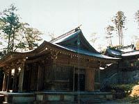 鳥海山神社・写真
