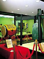 愛荘町立歴史文化博物館・写真