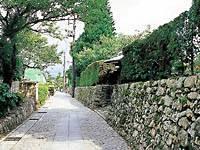 石積みの門前町坂本・写真