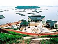 龍王島自然体験村・写真