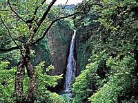 震動の滝・写真