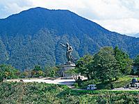 平和の像・写真