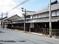 中山道守山宿・写真