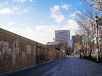 大小路シンボルロード・写真