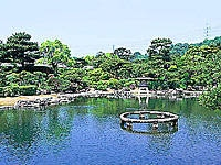 琴ノ浦温山荘庭園