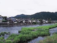 勝山の町並み保存地区・写真
