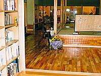 日本画美術記念館文花の苑「草文」・写真