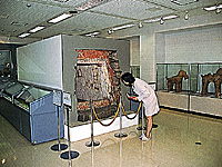 ひたちなか市埋蔵文化財調査センター・写真