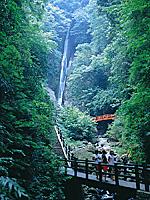 洒水の滝・写真