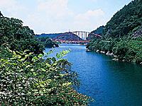 青蓮寺湖・写真
