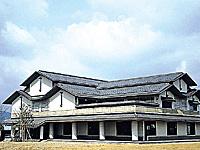 出会いの森・井上靖記念室・写真
