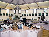 小石原焼伝統産業会館・写真