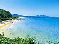 幣の浜・写真