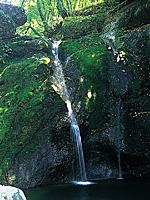 蛇渕の滝・写真