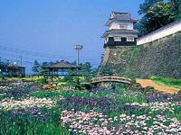 玖島城跡・写真