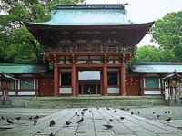 藤崎八旛宮