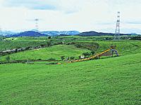 吉無田高原「緑の村」キャンプ場・写真
