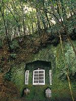 キリシタン洞窟礼拝堂・写真
