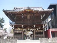 春日神社(桑名宗社)・写真