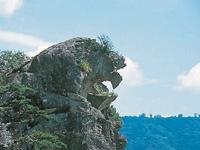 獅子岩・写真