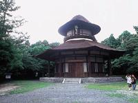 俳聖殿・写真