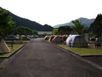 千枚田オートキャンプ場・写真