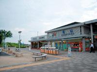 亀山パーキングエリア(下り)・写真