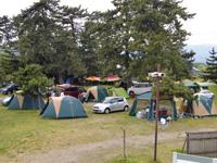 マキノサニービーチ高木浜 オートキャンプ場・写真