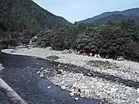 永源寺キャンプ場・写真