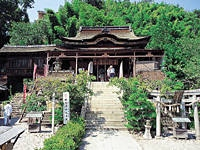 都久夫須麻神社・写真