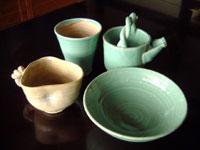 水茎焼陶芸の里・写真