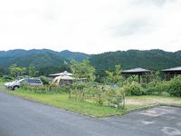 朽木オートキャンプ場・写真