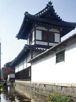 寺前・鯉通り・写真
