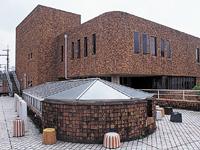 甲賀市信楽伝統産業会館・写真