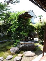 東近江市五個荘近江商人屋敷外村繁邸・写真