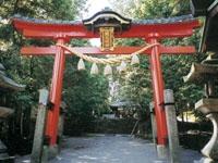 鏡神社・写真