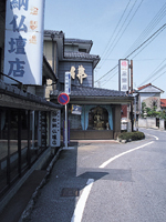 七曲り仏壇街・写真