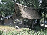 菅浦郷土史料館・写真