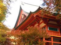 延暦寺 横川・写真
