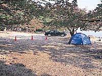 海津大崎キャンプ場・写真