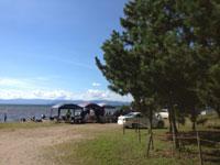 神明キャンプ場・写真