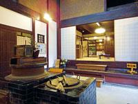 公人屋敷(旧岡本邸)・写真